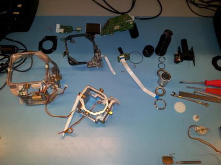 Un tecnico specializzato vi darà assistenza anche sui vostri strumenti laser ed ottici e per eventuali tarature.