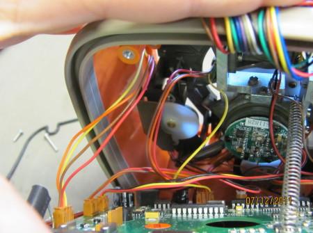Assistenza e taratura su strumenti laser (spectra) e ottici.