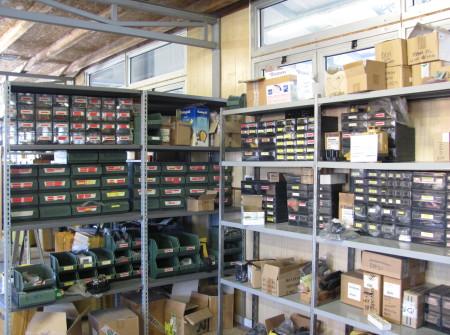 Una zona dedicata a riporre tutte le strumentazioni laser adatte a favorirvi una migliore assistenza