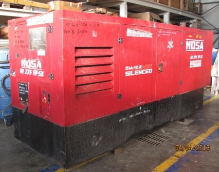 Motogeneratore Mosa GE 275 VPSX EAS